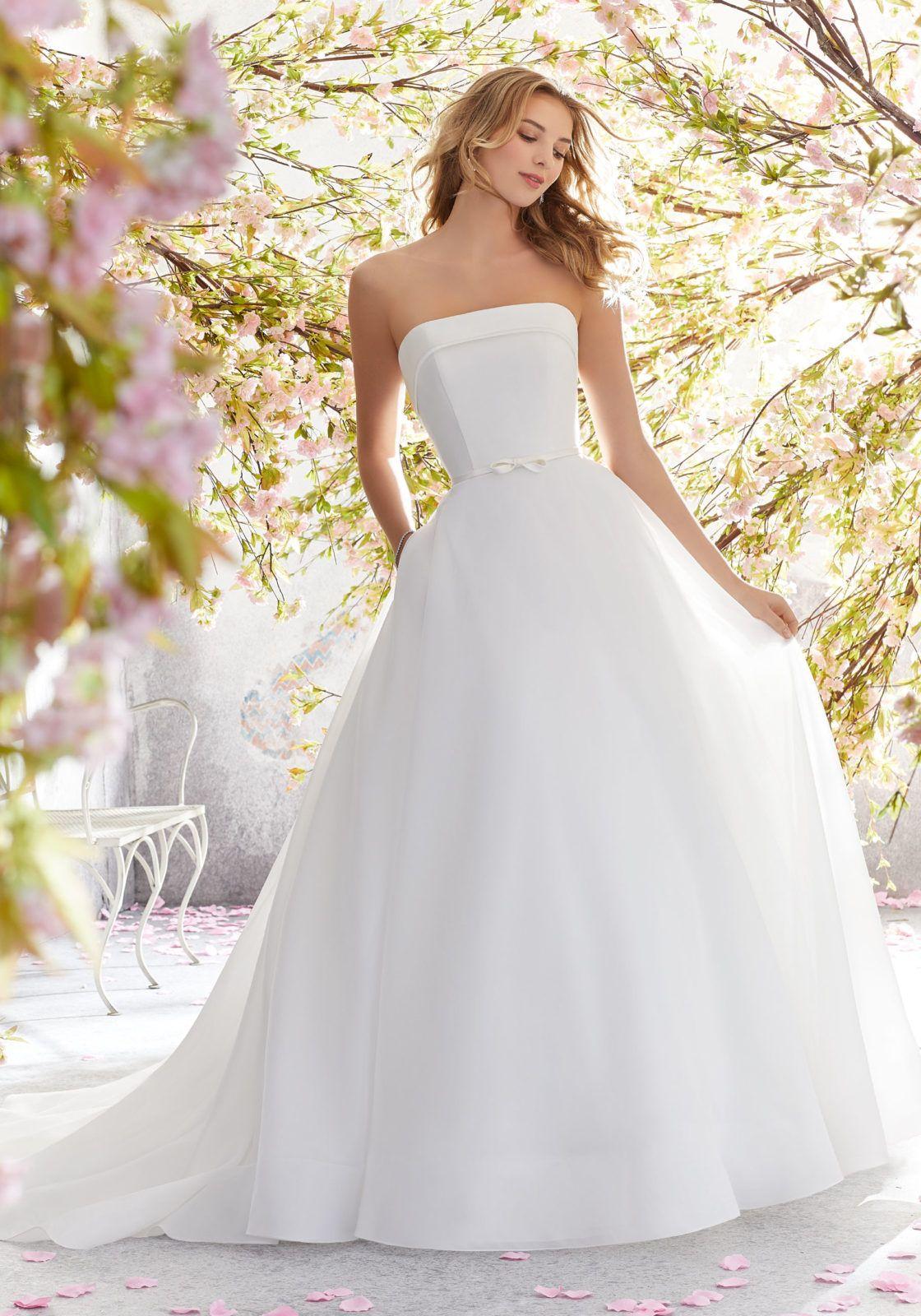 Lucille Wedding Dress Morilee Ball Gowns Wedding Wedding Dress Organza Bridal Dresses