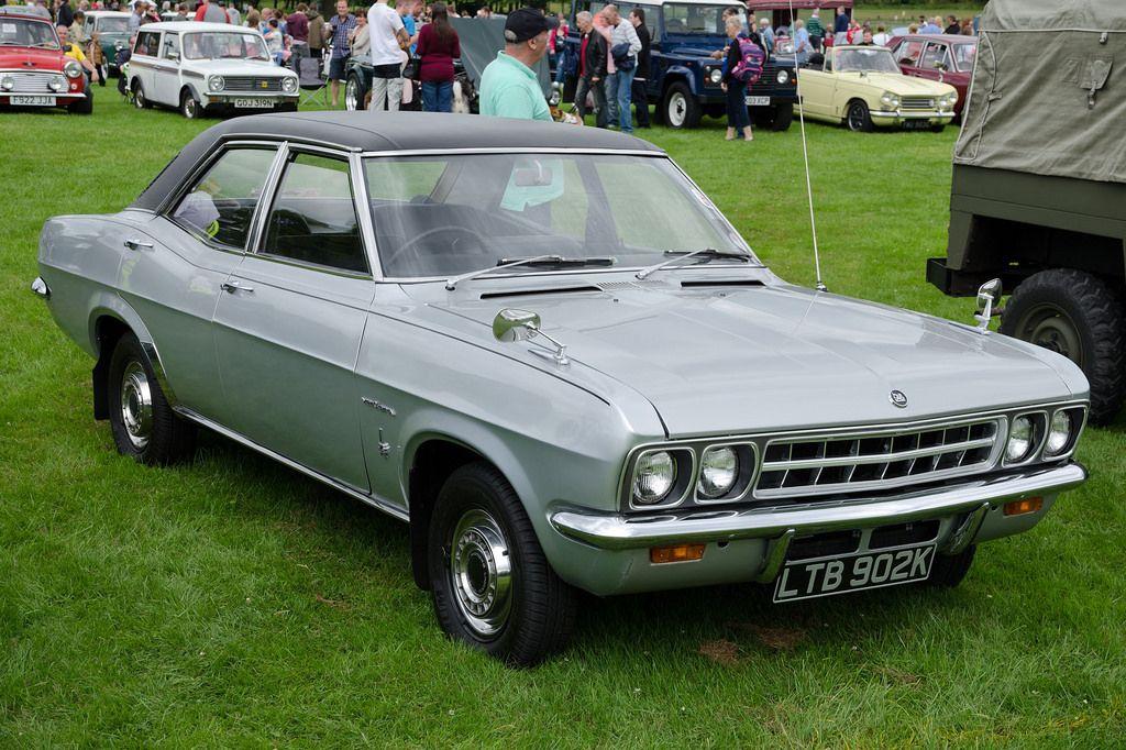 Vauxhall Ventora (1971)