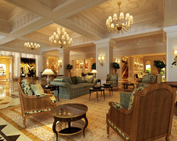 Traditional Hotel Lobby Google Search Hotel Lobby Design Luxury Hotels Lobby Hospital Interior Design