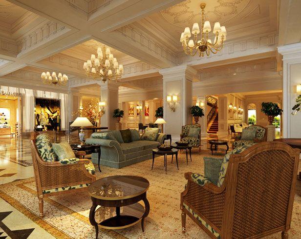 traditional hotel lobby - google search | 203 mood board