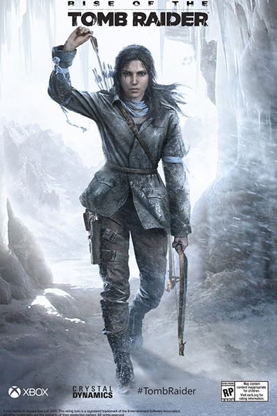 Rise Of The Tomb Raider With Images Tomb Raider Wallpaper
