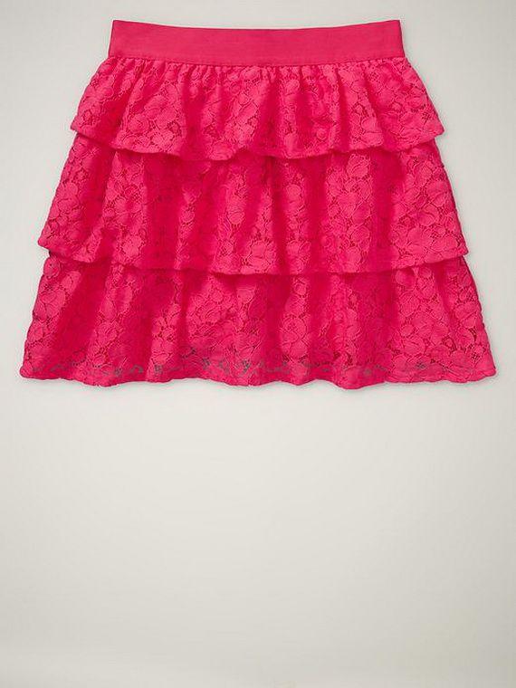 fc6add55a Modelos de falda para niñas | Ropa de niñas | Faldas para niñas ...