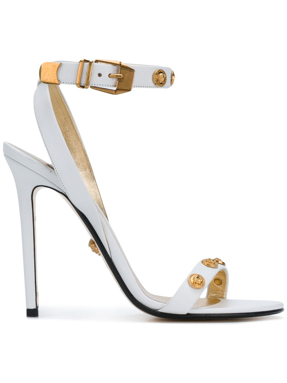 VERSACE WHITE. #versace #shoes