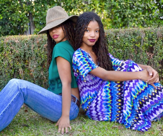 Beyonce Signs Singing Sisters Chloe & Halle Bailey To $1