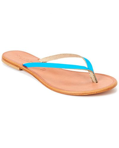 Joie 'Antibes' Leather Thong Sandal