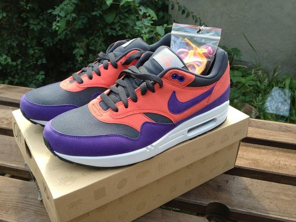 Nike ACG Air Max 1 OG Mesh Rare Deadstock UK 10 US 11 95