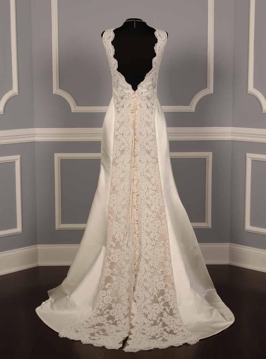 St Pucchi Sposa Z308 Couture Wedding Gowns Discount Designer Bridal Dress