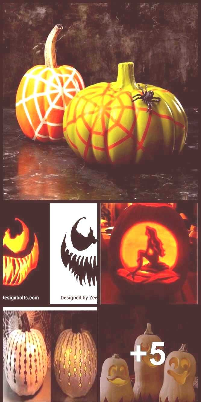 5 Free Venom & Scary Halloween Pumpkin Carving Stencils,...You can find Venom and more on our websi