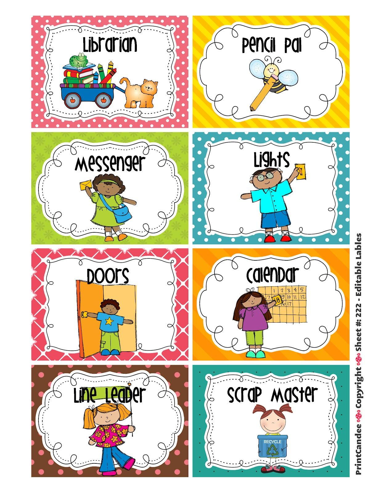 Cleaning Classroom Clipart
