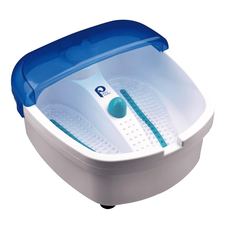 Portable Footbath with Massager   Massage roller Pedicure ...