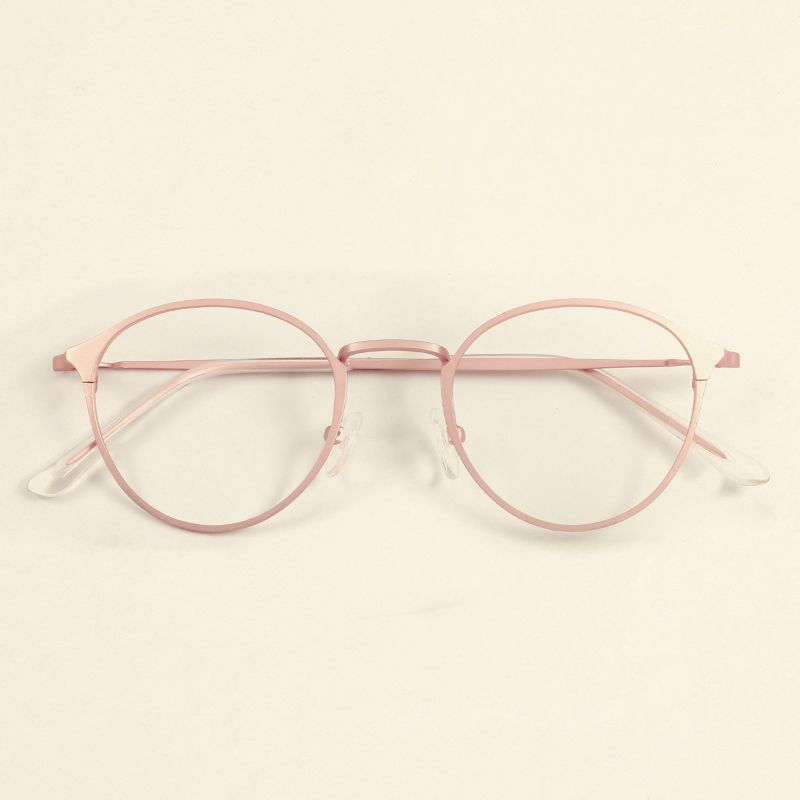 Rose Gold Glasses Frames