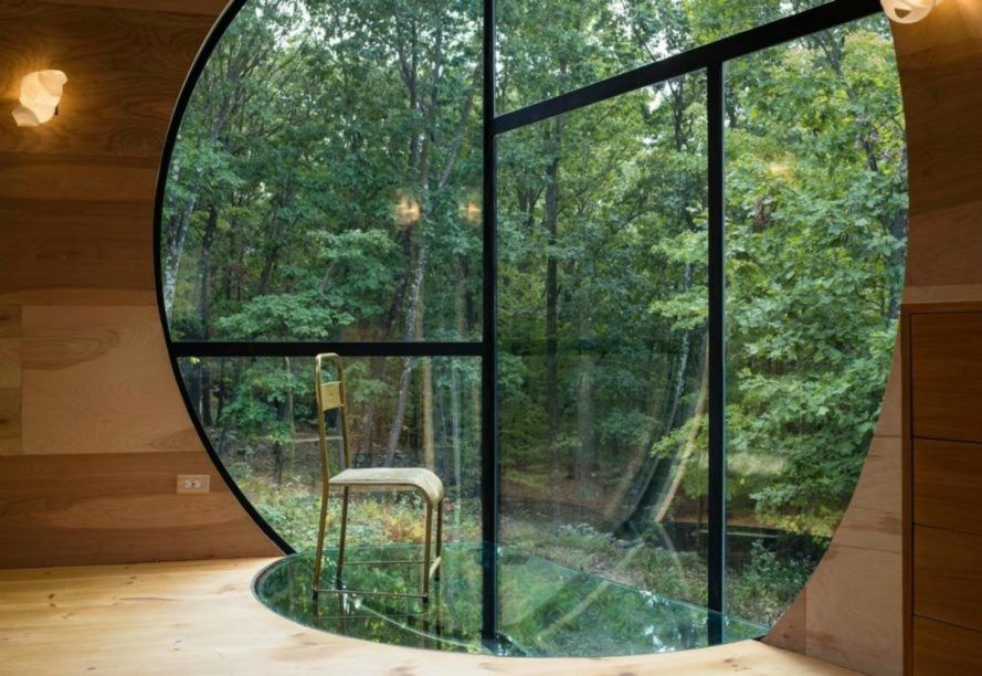 Steven Holl's latest architectural creation, The Ex of In House, is a sustainable design meant to be the antithesis of the McMansion.