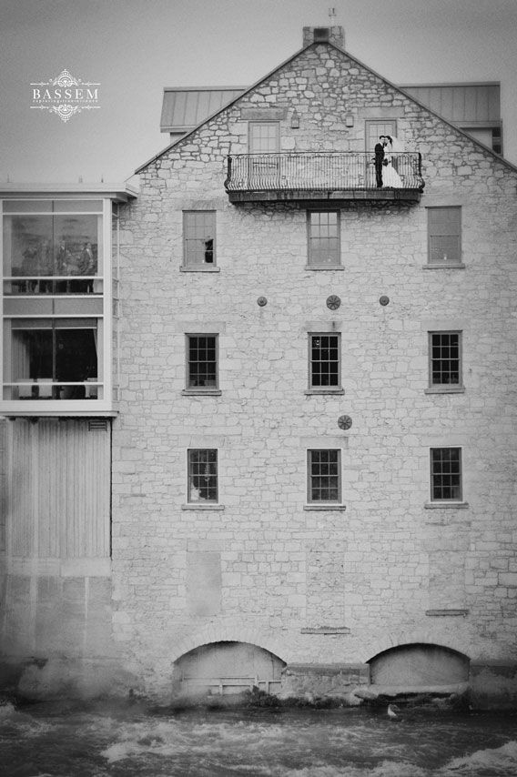 Wedding Venue Cambridge Mill Toronto Photographer Bassemca