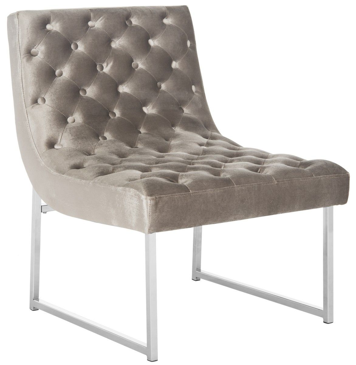 fox6283a accent chairs - furniture by | velvet tufted sofa, tufted