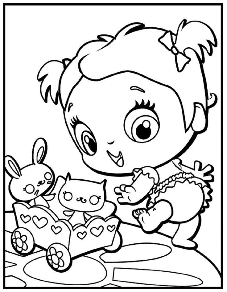 baby alive doll malvorlagen  toys coloring pages  #alive