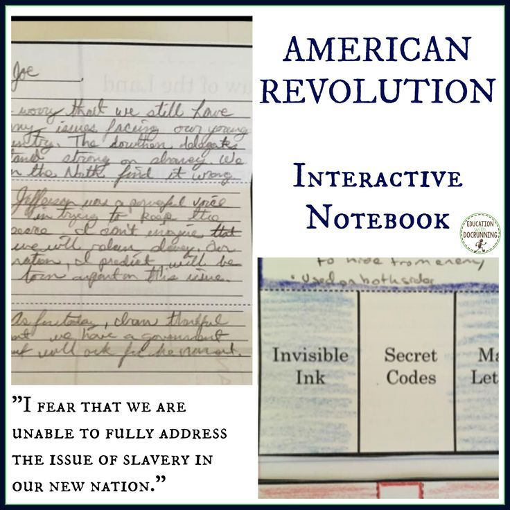 topics of the american revolution