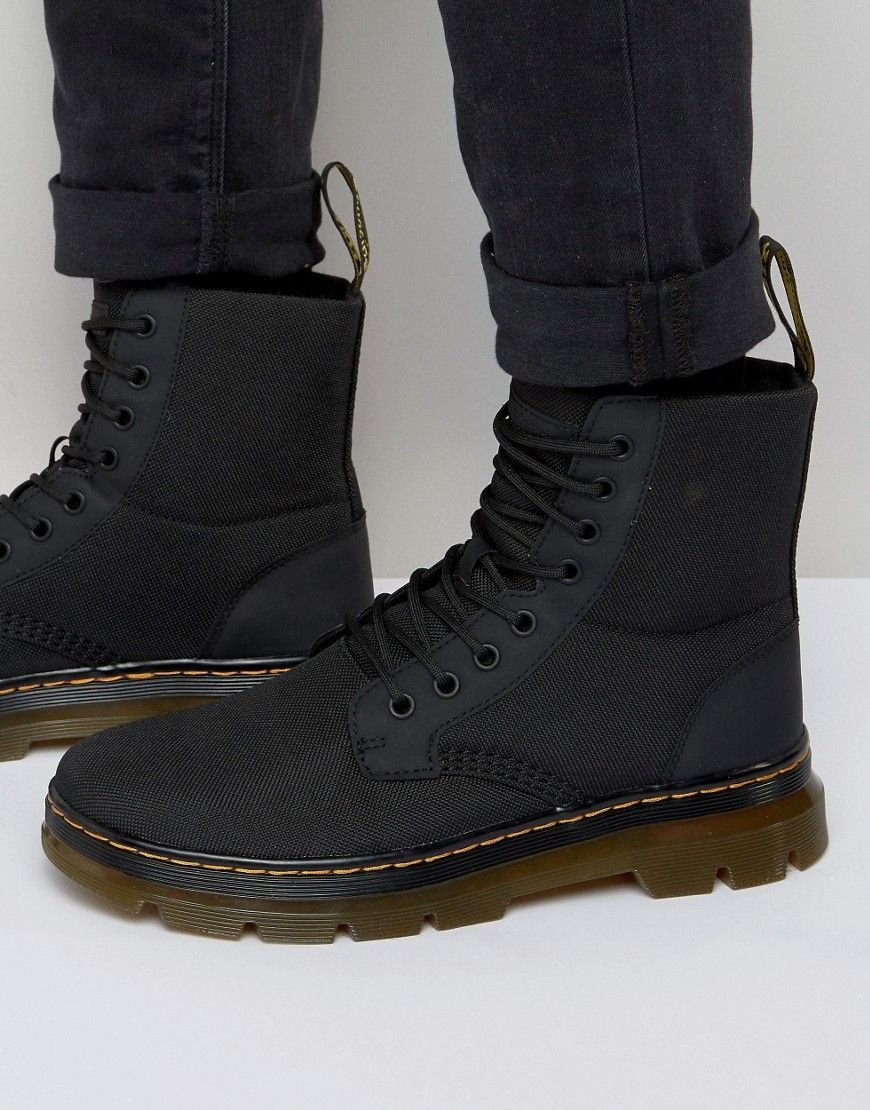 Dr martens tract fold boots black boots minimalist shoes