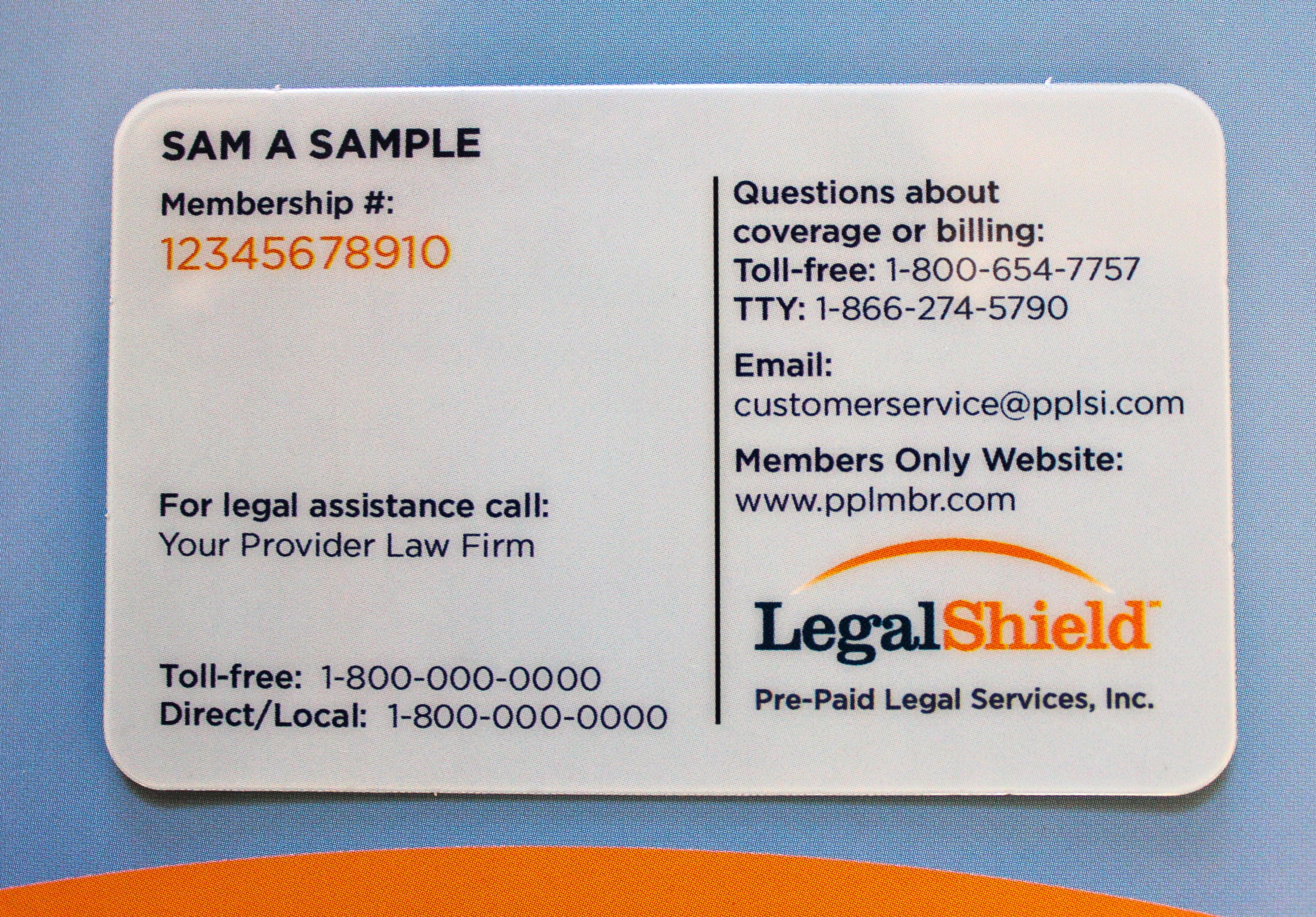 New Legalshield Membership Cards Have You Requested Your Cards
