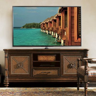 Tommy Bahama Home Landara Cobia Tv Stand