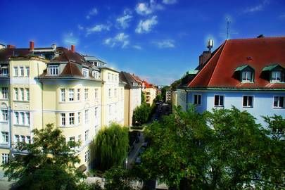Wohnung mieten in München Innenstadt Schwabing Munich