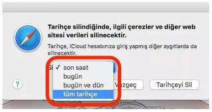 #apple · Safari geçmişinde tek bir sayfa silmek   http://www.appleipuclari.com/