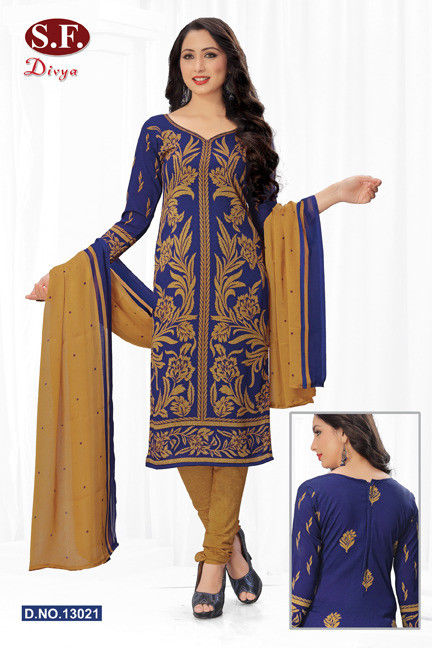 ae2b36bd87 Shalwar Kameez Unstitched Synthetic Pakistan Bollywood Indian Crepe  Designer #ZahidaFashion #SalwarKameez