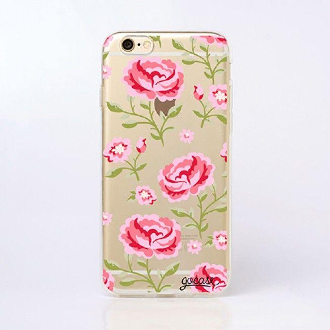 Capinha de celular Rosas para iPhone, Samsung Custom phone case http ...