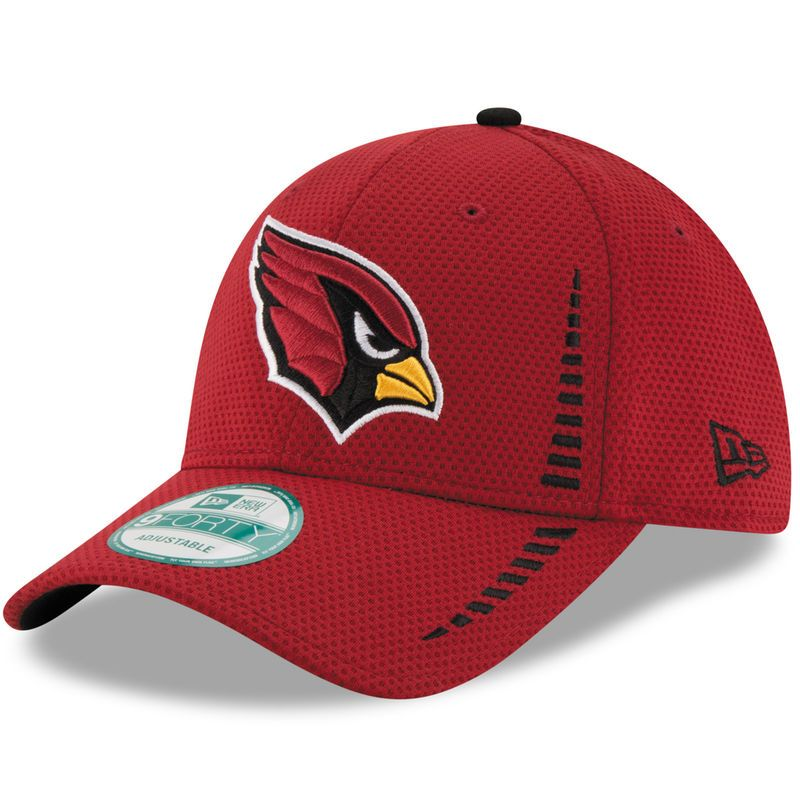 Arizona Cardinals New Era NE Speed Training Mesh 9FORTY Adjustable Hat -  Cardinal 8cde7fda5