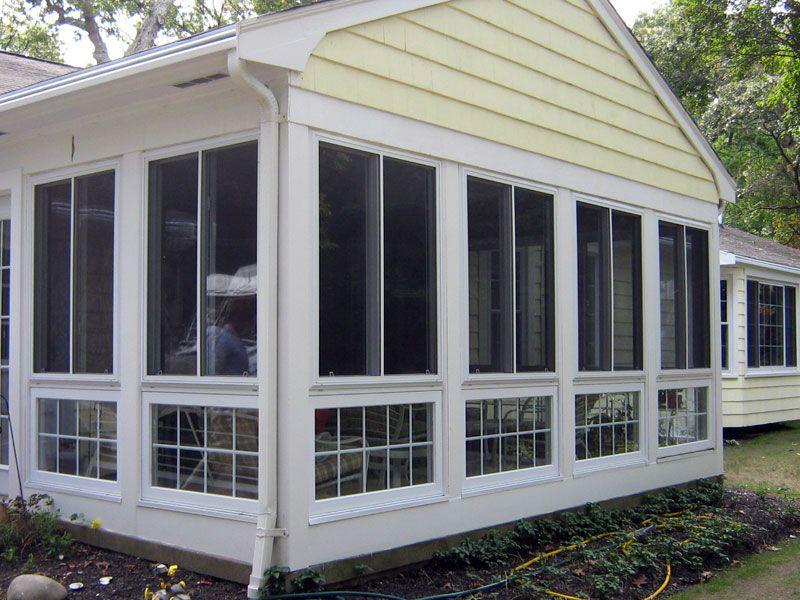 Porch Enclosures Custom Built Window And Door Systems Porch Windows Porch Enclosures Glass Porch Windows