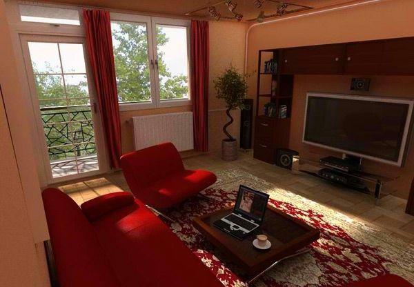 20 kleine Wohnzimmer Ideen Zimmer Idee Pinterest Living rooms - kleines wohnzimmer ideen
