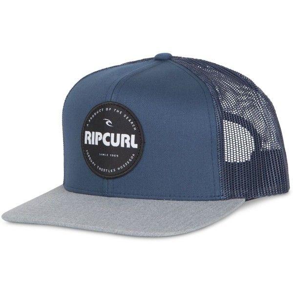 91640c37891 Rip Curl Men s Style Master Trucker Hat ( 22) ❤ li… - US Trailer