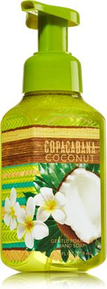 Copacabana Coconut Gentle Foaming Hand Soap Soap Sanitizer