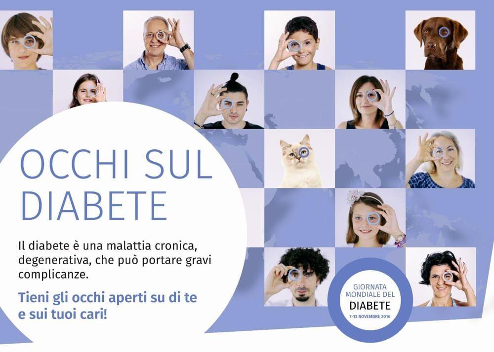 Giornata Mondiale del Diabete, volontari in piazza per educare alla prevenzione