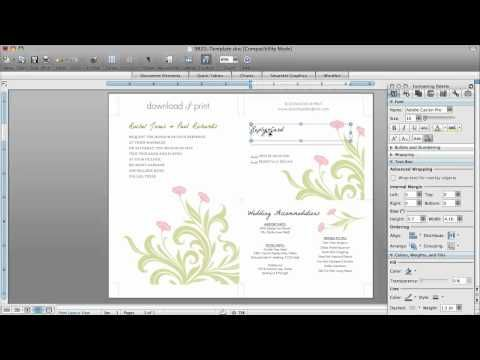 How to Make Wedding Invitations in Microsoft Word – How to Make Invitations with Microsoft Word