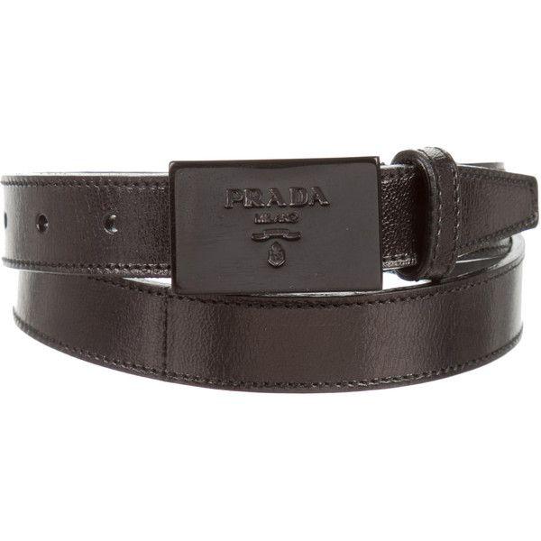 embellished belt - Black Prada KKpod