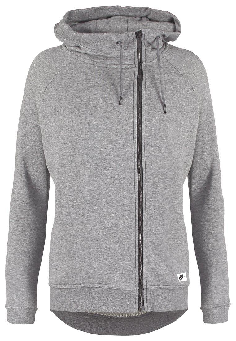 Pulls & Gilets Nike Sportswear MODERN Sweat zippé carbon