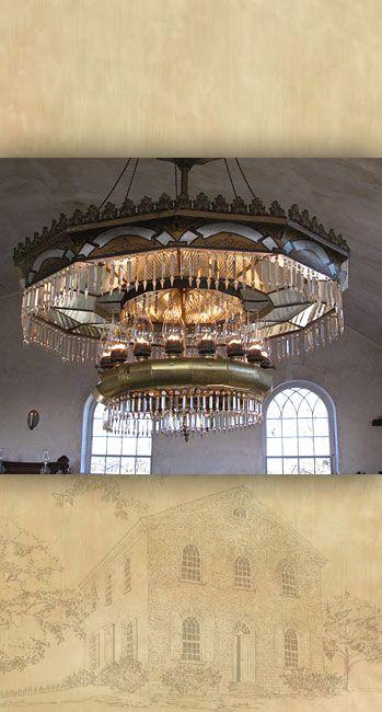 The massive magical gas light chandelier the church i married in the massive magical gas light chandelier aloadofball Choice Image
