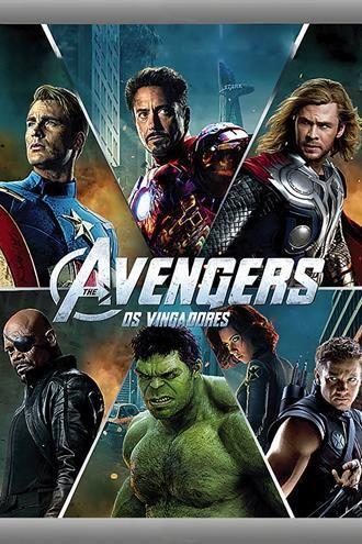 The Avengers Os Vingadores Artwork Vingadores Filme Os