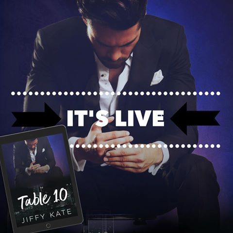 Table 10: Part 2 is LIVE!! Congrats Jiffy Kate!  Buy Now ---> http://a.co/9otHYdH