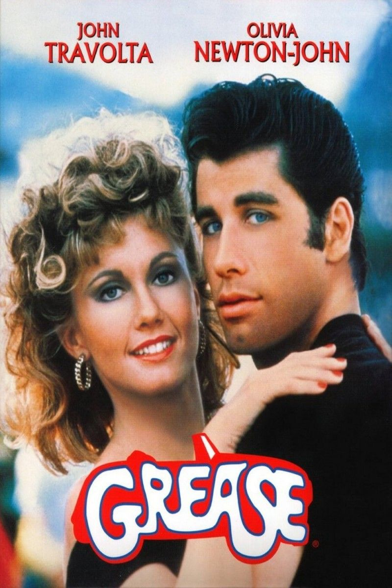 Image result for grease movie poster