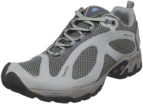buy popular 14563 b7ccf TrekSta Women s II Trail Running Shoe,Gray Ice M US     For more  information, visit image link.