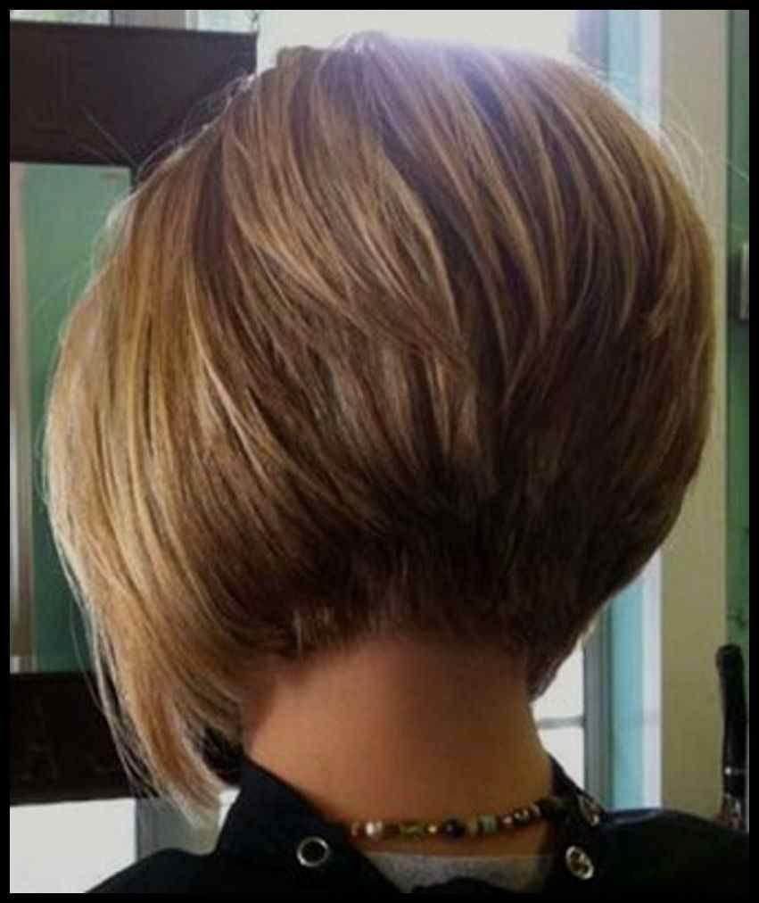 Einzigartige Frisuren Bob Frisuren 2018 Hinterkopf Ansicht Moderne Frisuren Tutorials Bob Frisur 2018 Bob Frisur Haarschnitt Bob