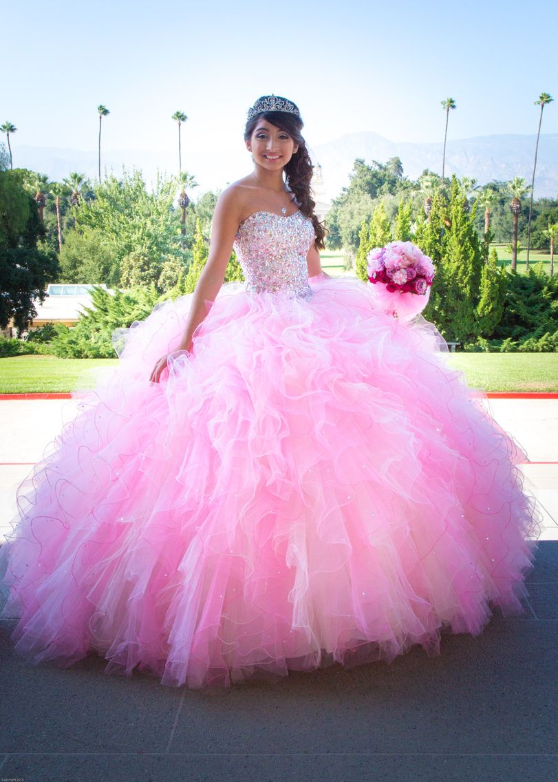 dresses #quinceanera loves this day so much | vestidos | Pinterest ...