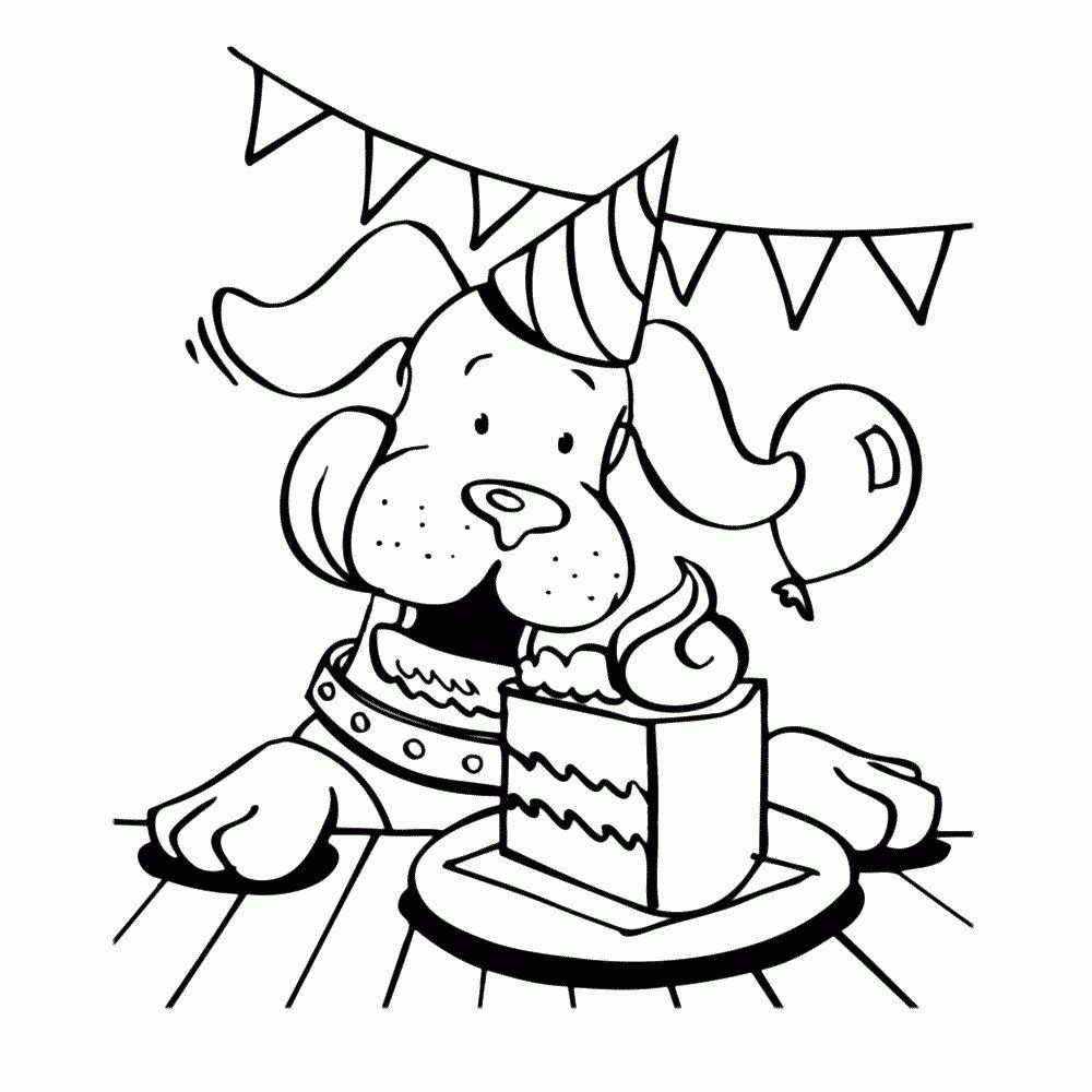 Leuke Kleurplaten Dieren Hond Olivinum Com Pinterest