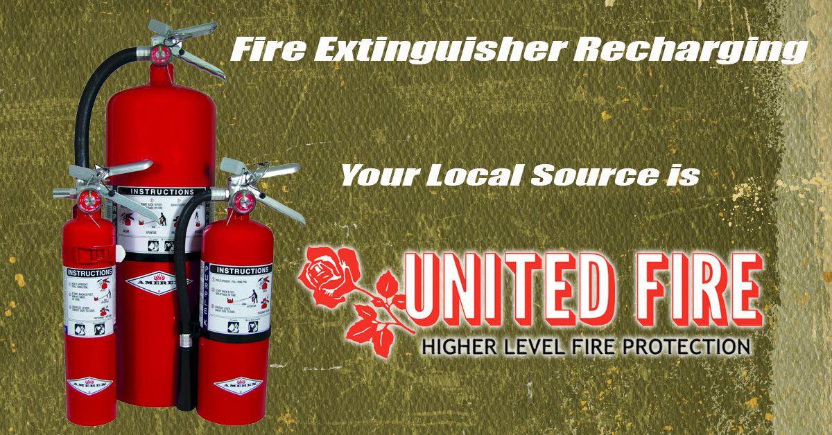 Fire Extinguisher Recharging Portland (503) 2490771