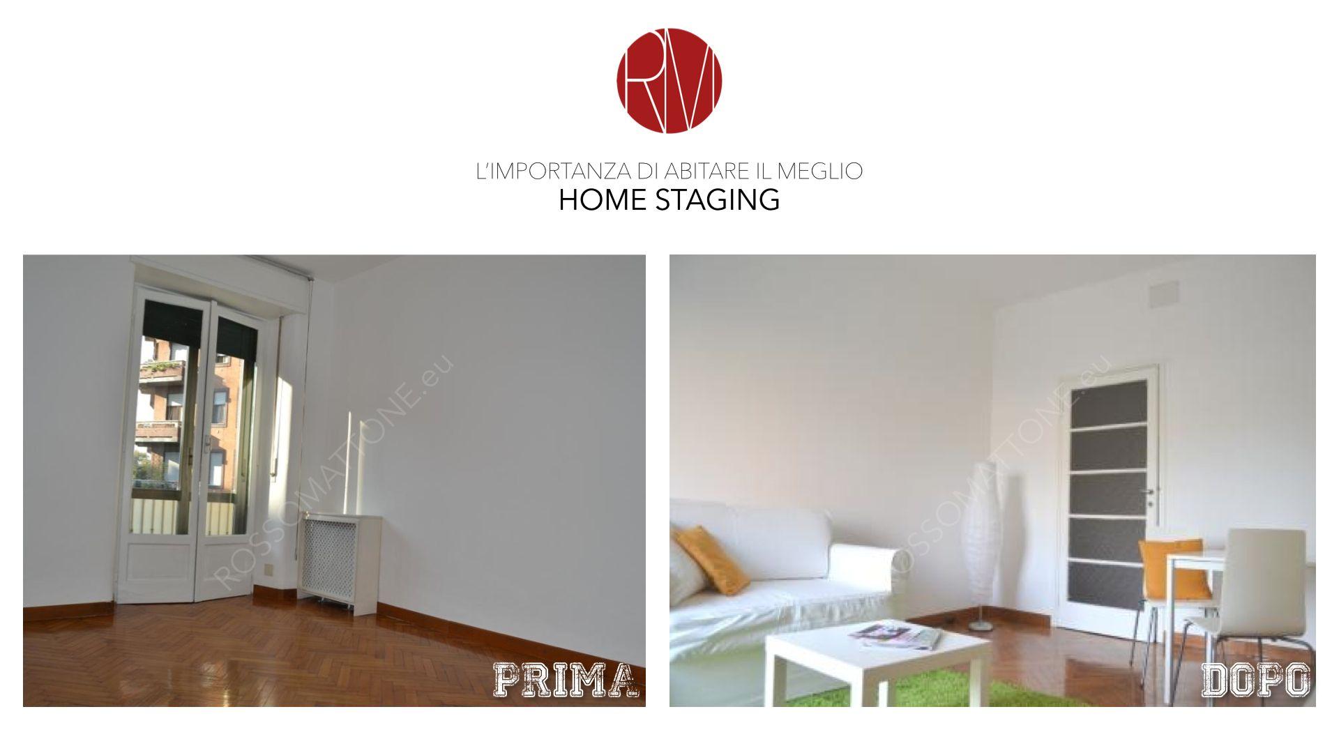 #AbitareIlMeglio. Non presentare un soggiorno vuoto, dagli vita con l' #HomeStaging! http://www.rossomattone.eu/Home_Staging-p25.html