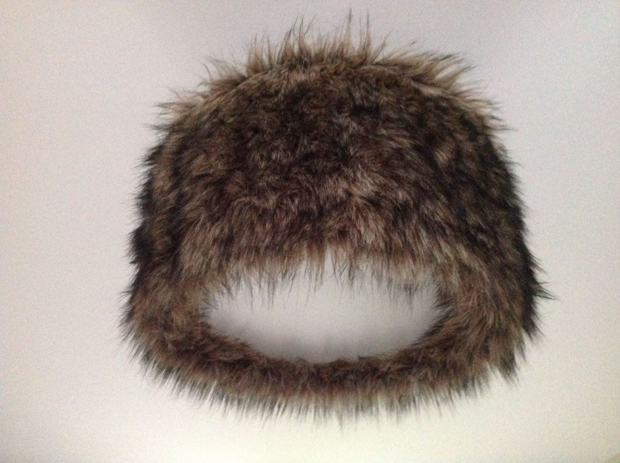Shaggy faux fur lampshade get the wow factor fine dandys shaggy faux fur lampshade get the wow factor aloadofball Choice Image