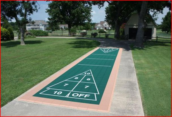 Versacourt Surfaces Incorporate The Most Recent Advancements In Engineering Technology To Outdoor Shuffleboard Outdoor Basketball Court Indoor Basketball Court
