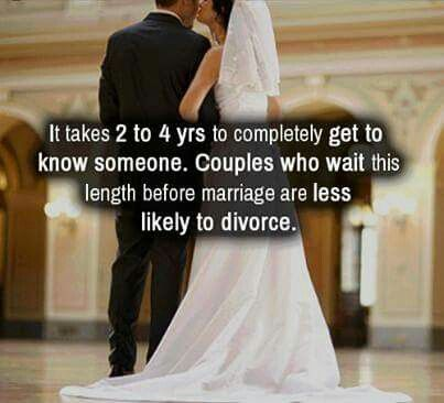 Image result for rushing into marriage
