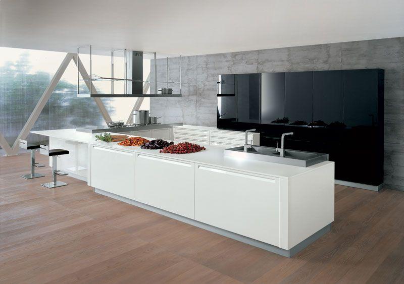 estilo de cocinas modernas italianas buscar con google - Cocinas Modernas Italianas